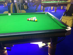 Star Table China Billiard World Championship 2015 Max Eberle