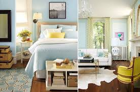 Blue And Yellow Bedroom by Summer Color Inspiration Blue Yellow