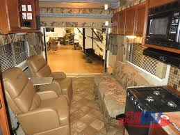 new 2013 palomino puma unleashed 298 fqu toy hauler fifth wheel at