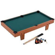 Pool Tables Games Amazon Com Goplus Mini Pool Table Tabletop Billiard Game Set W