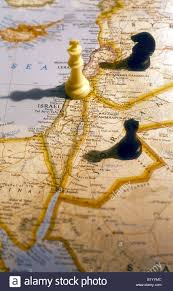 Middle East On Map by Chess Pieces On Map Of Middle East Stock Photo Royalty Free Image