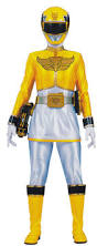 searched power rangers megaforce yellow ranger images