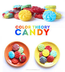 color theory candy babble dabble do