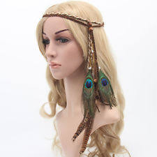 hippie headbands hippie headband hair accessories ebay