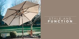 Umbrella Pole Extender by Abba Patio Your Backyard Destination