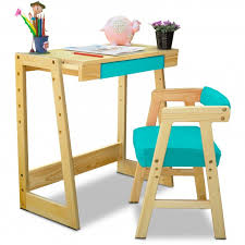 pineworks study table chair set pertaining to kids idea 16