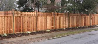 main street fence