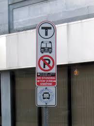 Boston Mbta Bus Map by Mbta Bus Stop Signs In Andover Boston
