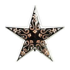 Lighted Star Christmas Tree Topper 8