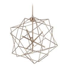 Ls Ceiling Lights Lite Source Stacia Gold Led Pendant Light Ls 19855