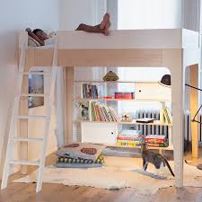 Double Loft Bed The Right Choices For Small Spaces Modern King Beds - Perth bunk beds