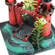 aquarium decoration air aquarium ornament castle us 12 11