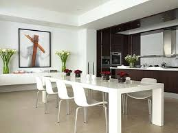 minimalist dining table and chairs minimalist dining table ideaction co