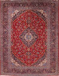 Abc Oriental Rugs Kashan Persian Area Rug