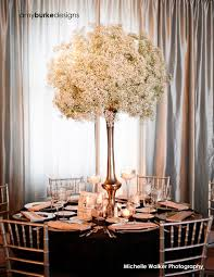 baby s breath centerpiece baby s breath centerpiece wedding reception