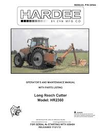 long reach cutter model hr2360
