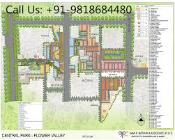 Park Central Floor Plan Central Park 3 Plots Floors The Rooms Sohna Sector 33