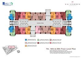 Madison Residences Floor Plan by Kai Garden Residences Mandaluyong Dmci Homes Online