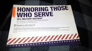 home depot spokane black friday lowe u0027s refuses 10 discount to 84 year old veteran on veterans day
