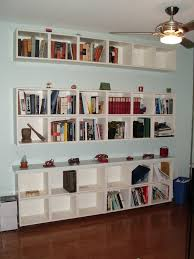 pictures of shelving on walls