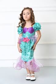 compare prices on little mermaid halloween costumes kids online