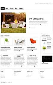 elegant interior wordpress theme interior design wordpress