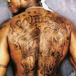 50 cent celebrity tattoos 50 cent pinterest