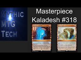 masterpiece series kaladesh inventions mythic mtg tech 318