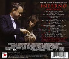 tad jones hans zimmer various inferno original motion picture soundtrack