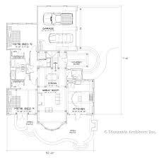 Timber Home Floor Plans Precisioncraft Log U0026 Timber Homes Trian Home Plan