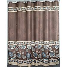 Shower Curtain Amazon Amazon Com Welwo Shower Curtains Sets Paisley Stall Extra Long