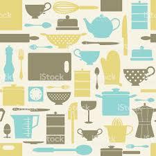 Kitchen Background Retro Kitchen Background Stock Vector Art 164473534 Istock