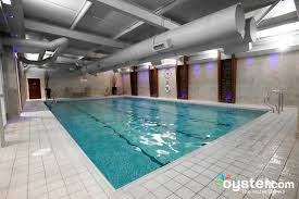 the indoor swimming pool at the castle green hotel oyster com