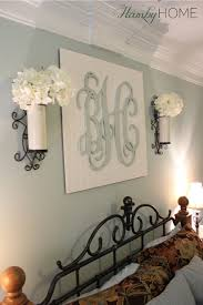 Appealing Letter K Wall Decor Diy Monogram Wall Art The Hamby Home New House Ideas