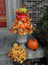 pumpkin topiary best 25 fall topiaries ideas on fall front porches