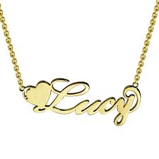 Name Chain Necklace My Name Plate Necklace Two Name Necklace Free Shipping