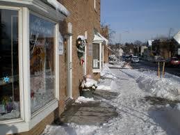winter parking village of hamburg new york