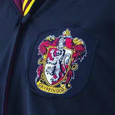 harry potter gryffindor wizard robe from cinereplicas