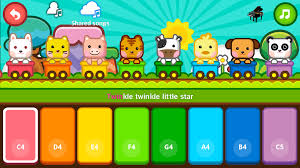 fun piano for kids android apps on google play