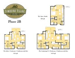 Floorplanes Senior Living Community Floorplans Raleigh Cary Nc Retirement