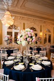 themed centerpieces for weddings navy and pink themed wedding www seaisland seaisland