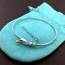 gold love knot bracelet images Tiffany co silver and gold love knot sterling 18k bracelet jpg