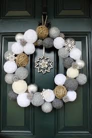 door decorations for christmas 38 stunning christmas front door décor ideas digsdigs