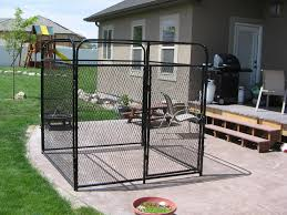 single dog kennels