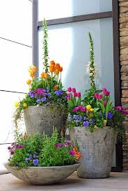25 Best Ideas For Front by Planter Ideas For Front Of House
