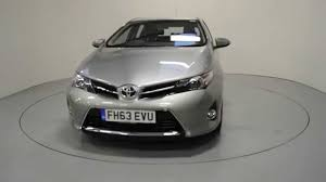 toyota auris used car used 2014 toyota auris used cars for sale ni shelbourne motors