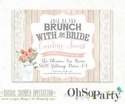 invitation to brunch wording bridal brunch bridal brunch ideas for a party with the