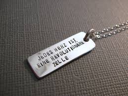 personalized dog tag necklace quote necklace inspirational quote dog tag necklace