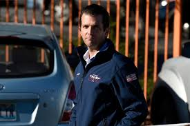 don jr found wandering canada without secret service vanity fair