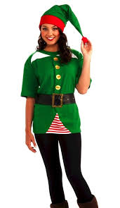 halloween costumes at amazon amazon com forum novelties unisex jolly elf costume kit